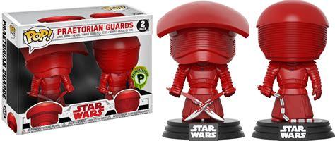 Funko Pop Wars The Last Jedi Praetorian Guard 200 wars episode viii the last jedi praetorian guard funko pop vinyl figure 2 pack
