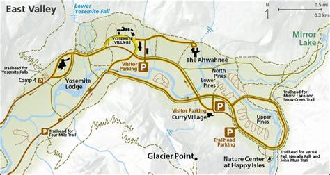 Dome Of The Rock Floor Plan yosemite valley le escursioni e i sentieri da non perdere