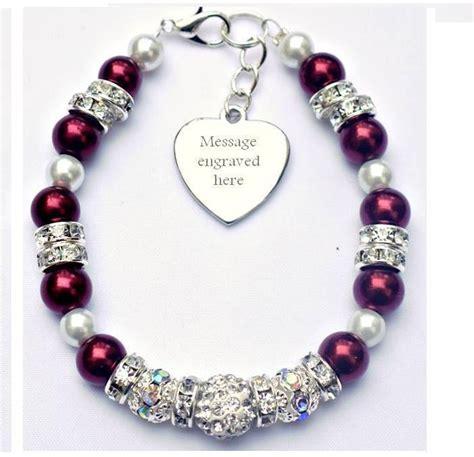 personalised engraved myeloma cancer bracelet