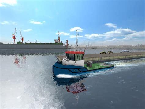 tug boat simulator games harbour tugboat ss2006 ship simulator fandom powered