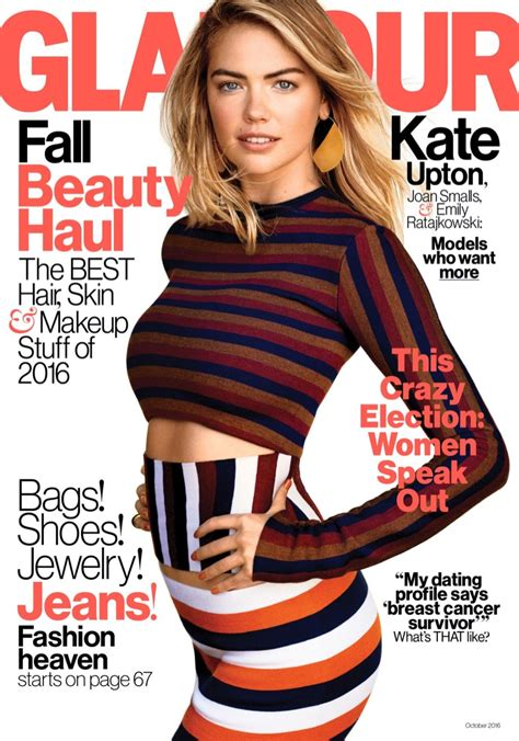 Best Magazine Covers For October by Kate Upton Magazine October 2016 Cover Photoshoot01