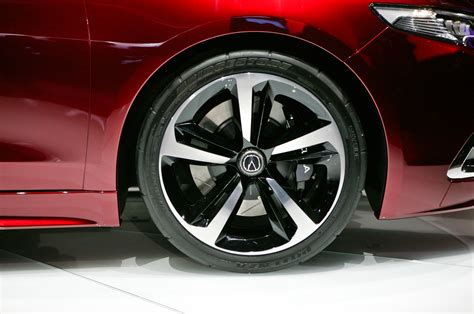 2015 acura tlx prototype wheels photo 6