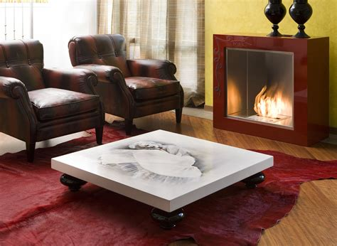 white living room coffee tables modern house