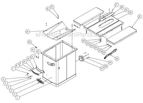 powermatic pm3000 parts list and diagram 1720304k