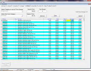 Top Shots Bar Gas Station Inventory Control Software Convenience Store
