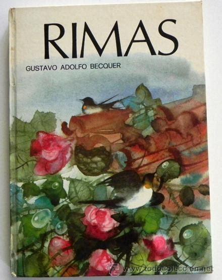 libro rmas de gustavo a rimas gustavo adolfo b 233 cquer preciosas ilustra comprar libros de poes 237 a en todocoleccion