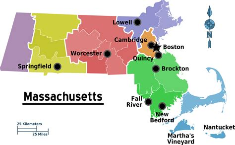 map of ma file map of massachusetts regions png wikitravel shared