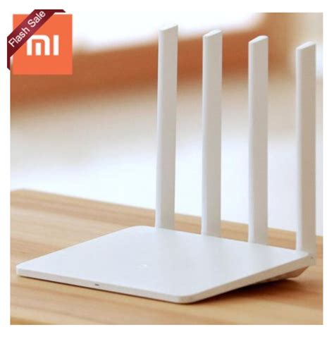 Router Xiaomi oferta xiaomi mi wifi router 3 al mejor precio actualizado