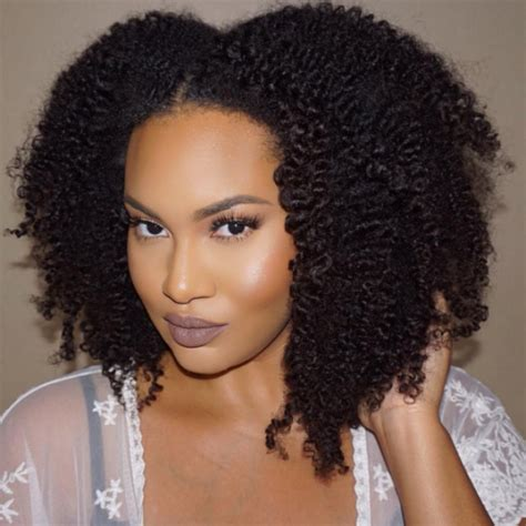 after 5 natural hairstyles natural hairstyles hergivenhair the trick to blending your extensions like a boss
