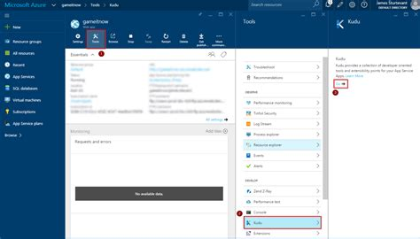 view web how to view add edit and remove files in azure web app