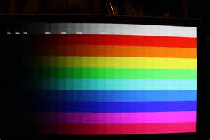 monitor color test reviewed 400 2560x1440 ips no ag 90hz achieva shimian