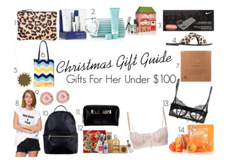 christmas gift guide for her under 100 more than adored