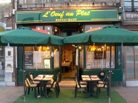 cafe liege l oeuf au plat restaurant belge liege 4000
