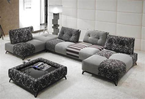 marques de canap駸 de luxe canap 233 divina tissu ou cuir modulable aerre insens 233 mobilier