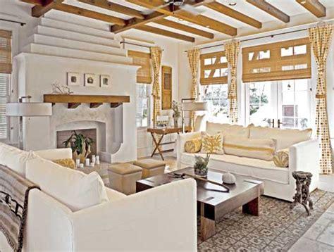 living room beams exposed wood beams cottage living room