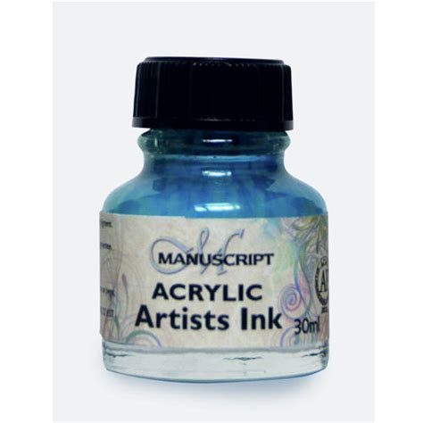 Manuscript Calligraphy Ink 30ml Pink manuscript artists calligraphy acrylic dip pen ink 30ml bottle ebay