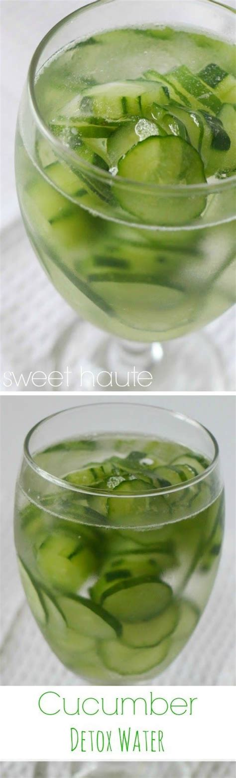 Detox Water With Cucumber by Cucumber Detox Water Detox Waters Water