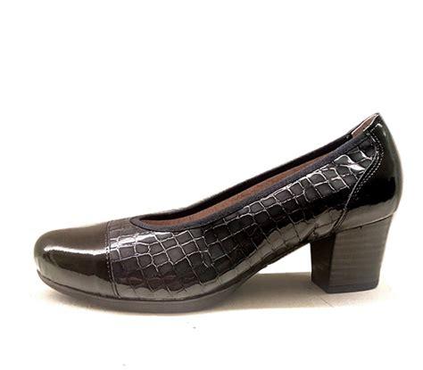 zapatos corte sal 243 n pitillos 1630 negro