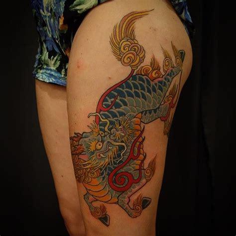 kirin tattoo 15 powerful kirin tattoos tattoodo