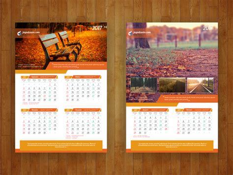 desain kalender cdr download gratis template kalender 2017 terbaru jago desain