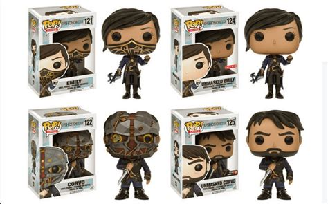 Funko Dishonored 2 Outsider 11412 figure insider 187 coming soon from funko dishonored 2 pops