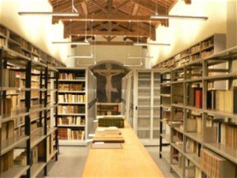 libreria lateranense la biblioteca di santa croce a firenze tra passato e