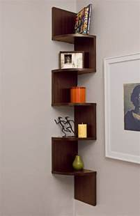 shelves for 7 types of corner shelves used for decor and storage