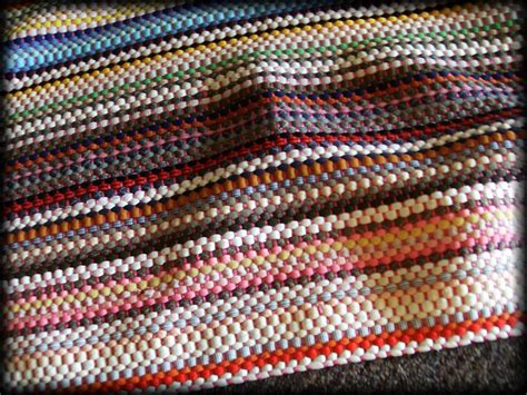 antique braided rugs vintage braided rug home made collectors weekly