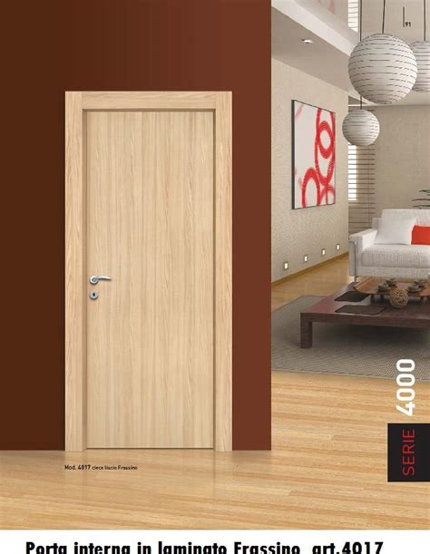 cornice per porte interne porte interne in laminato con cornice complanare infix