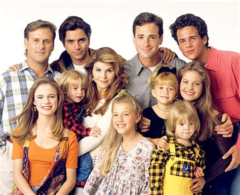 the cast of full house if full house was cast in 2016