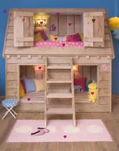 Doll House Bunk Bed Amazing Child S Loft Bed In The Shape Of Bird S House