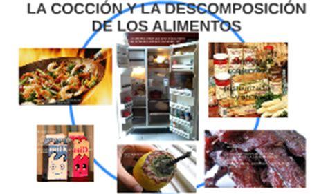 imagenes de cambios temporales y permanentes la cocci 211 n y la descomposici 211 n de los alimentos by silvia