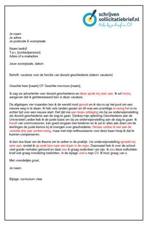 Voorbeeld Een Cv En Motivatiebrief Op 1 A4 Voor Een motivatiebrief arts cv voorbeeld 2018
