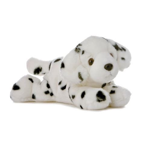 stuffed dalmatian puppy domino the plush dalmatian stuffed by