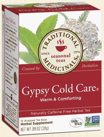 vitaminlife com cold flu tea gypsy cold care