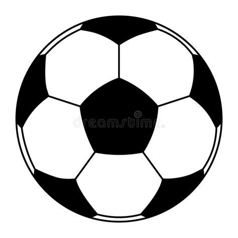 calcio clipart palla di calcio illustrazione vettoriale illustrazione di