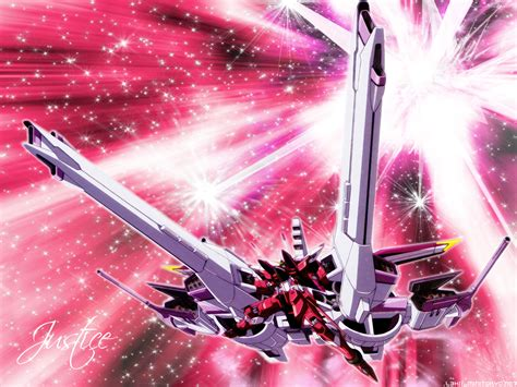 wallpaper gundam justice mobile suit gundam seed wallpaper justice forever minitokyo