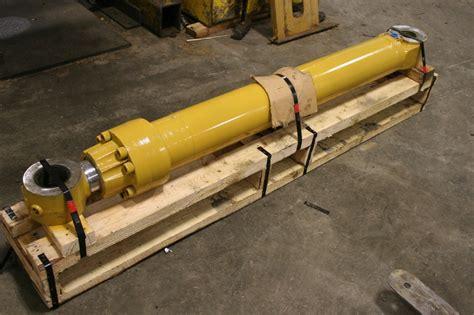 caterpillar hydraulic cylinders heavy equipment parts