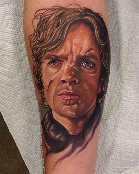 imp tattoo 34 best of thrones tribute tattoos tattooblend