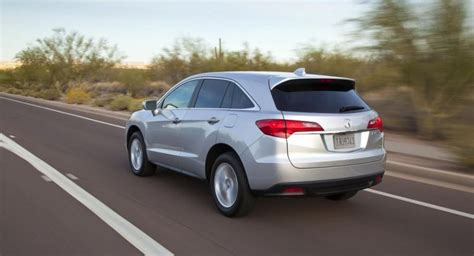 who is the maker of acura acura to build a new crossover automotorblog