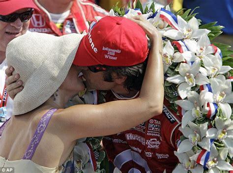 Judds Husband Wins Indianapolis 500 by Judd Celebrates As Scottish Husband Dario