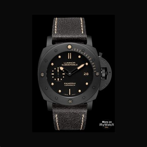 Panerai Luminor Firenze 1860 Brw panerai submersible firenze 1860 divers professional