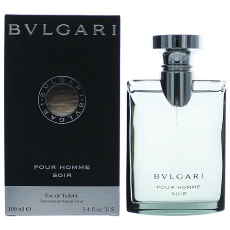 Parfum Bvlgari Soir bvlgari soir cologne by bvlgari 3 4 oz edt spray for new ebay