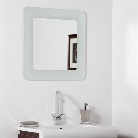 bathroom mirror online shopping decor wonderland bella modern bathroom mirror beyond stores
