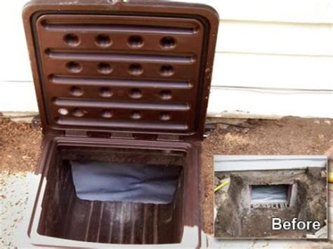 Crawl Space Entry System