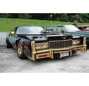 Cadillac Eldorado Lowrider US Car Show Grefrath 2011 08