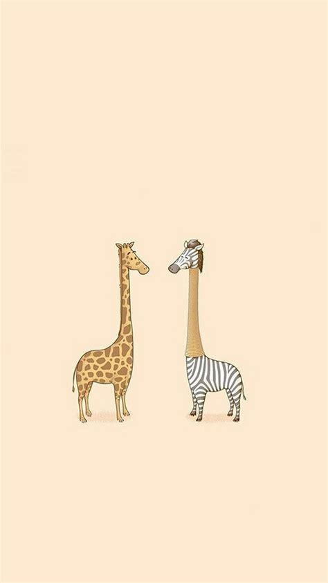 giraffe wallpaper pinterest cute giraffe zebra wallpaper iphone best iphone