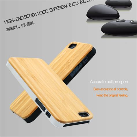 Apple Iphone Logo Wood 0295 Casing For Iphone 6 Plus6s Plus Hardcase 2014 handmade wood cell phone casing for iphone 5 with