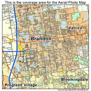 map of brandon florida aerial photography map of brandon fl florida