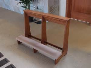 praying bench prayer kneeling bench plans pdf woodworking